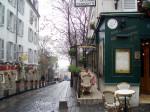 Ресторна около площади Тертр