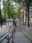 Лестница Монмартра