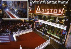Sanremo открытка