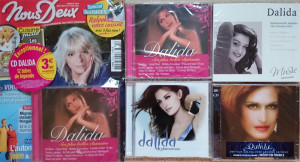 Collection Dalida